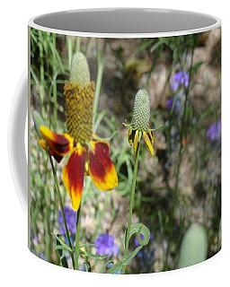 Tall And Proud Penis Cactus Coffee Mug