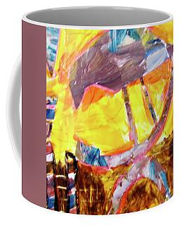 Tall Bird  Coffee Mug