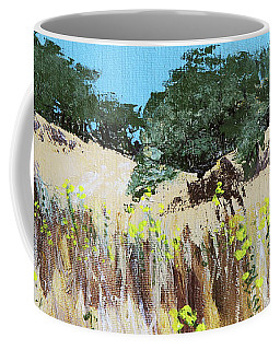 Tall Grass. Late Summer Coffee Mug