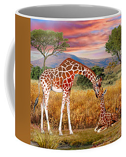 Tall Love From Above Coffee Mug by Glenn Holbrook