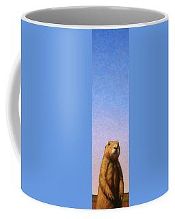 Tall Prairie Dog Coffee Mug