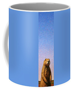 Tall Prairie Dog Coffee Mug