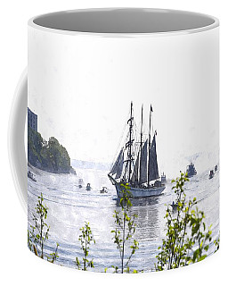 Tall Ship Tswc Coffee Mug