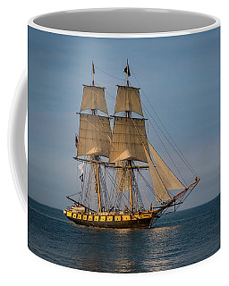 Tall Ship U.s. Brig Niagara Coffee Mug