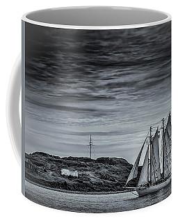 Tall Ships 2009 Coffee Mug by Ken Morris