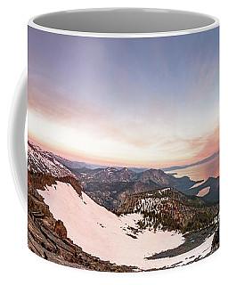 Tallac View Of A Tahoe Desolation Sun Moon Alignment Coffee Mug