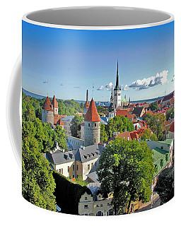 Tallinn Estonia - 1 Coffee Mug