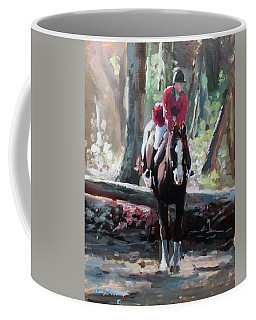 Tally Ho Coffee Mug