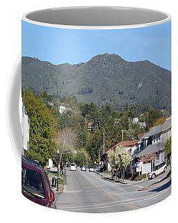 Tamalpais From Mill Valley Coffee Mug