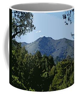 Tamalpais...the Sleeping Princess Coffee Mug