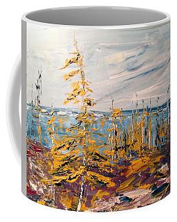 Tamarack - Fall Coffee Mug