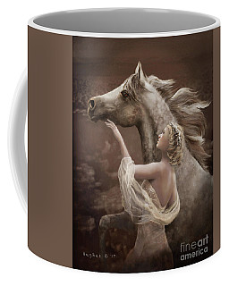Taming The Wild Spirit Coffee Mug