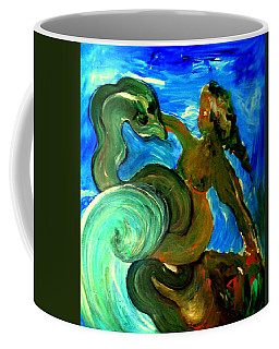 Taming Your Dragon Coffee Mug