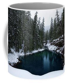 Tamolitch Pool Coffee Mug