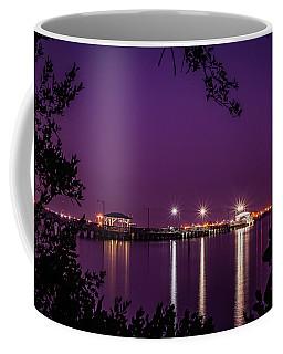 Tampa Bay Fishing Pier Coffee Mug