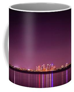 Tampa Bay Skyline Coffee Mug