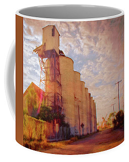 Tampa Docks Coffee Mug