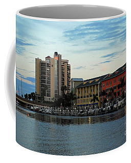 Coffee Mug featuring the photograph Tampa Florida by Gary Wonning