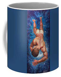 Tan Lines In Space Coffee Mug
