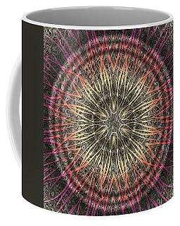 Tangendental Meditation Coffee Mug