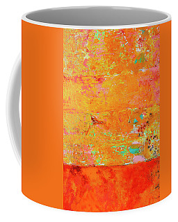 Coffee Mug featuring the photograph Tangerine Dream by Skip Hunt