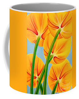 Tangerine Coffee Mug