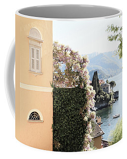 Coffee Mug featuring the photograph Yellow And Lavender Vista by Brooke T Ryan