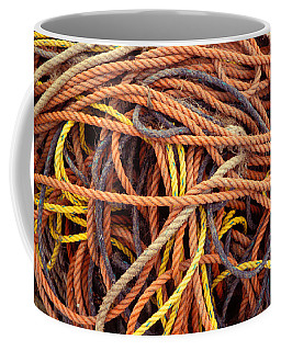 Tangle Coffee Mug