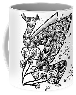 Tangled Serpent Coffee Mug