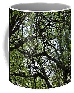 Tangled Trees Coffee Mug