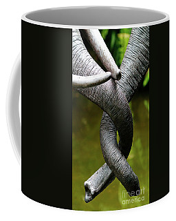 Tangled Trunks Coffee Mug
