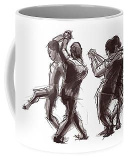 Tango #58 And #59 Coffee Mug