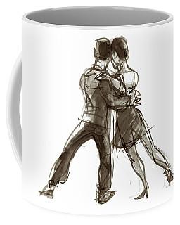 Tango Triangle Coffee Mug