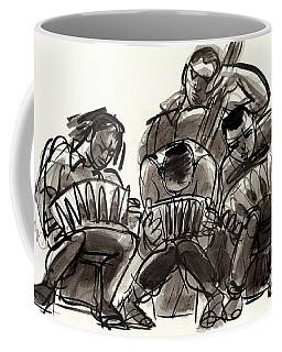 Tango Musicians Coffee Mug