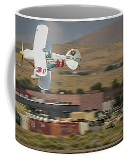 Coffee Mug featuring the photograph Tango Tango 16x9 Aspect by John King