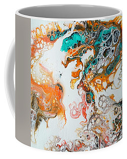 Tango With Turquoise Coffee Mug