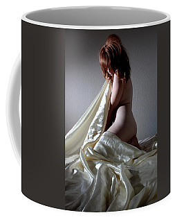Coffee Mug featuring the photograph Tani In Color by Joe Kozlowski