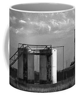 Tank Battery Coffee Mug