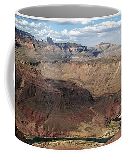 Tanner Rapids And The Colorado River Grand Canyon National Park Coffee Mug