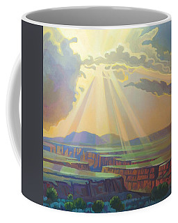 Taos Gorge Light Coffee Mug