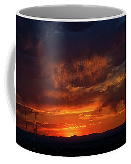Taos Virga Sunset Coffee Mug