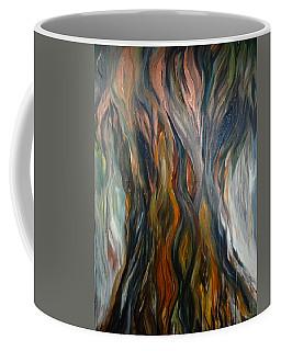 Taotaomo'na Tree Coffee Mug