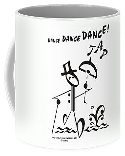 Tap Coffee Mug