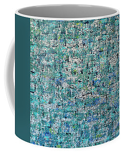 Tapestry Coffee Mug by James Mancini Heath
