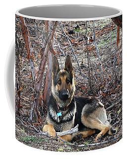 Coffee Mug featuring the photograph Tara by Julia Ivanovna Willhite