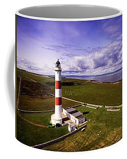 Tarbat Ness Lighthouse Coffee Mug