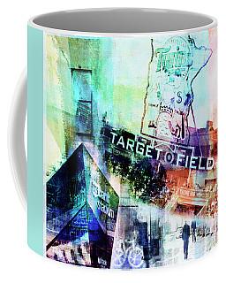 Target Field Us Bank Staduim  Coffee Mug