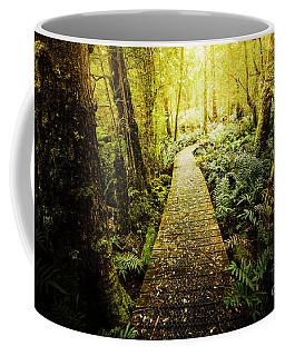 Tarkine Tasmania Trails Coffee Mug