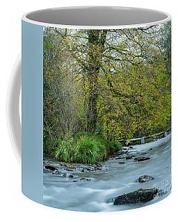 Tarr Steps Clapper Bridge Coffee Mug