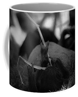 Tarry With Us Coffee Mug